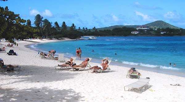 The Best St Thomas Beaches Virgin Islands Saver Shire Beach Resort